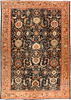 A Persian Sultanabad rug BB3918