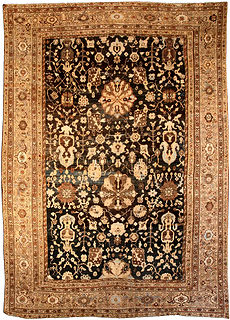 A Persian Sultanabad carpet BB3850