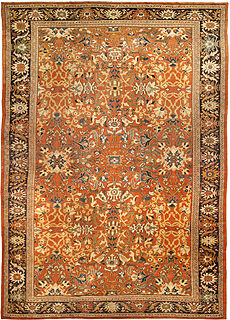 A Persian Sultanabad rug BB0252