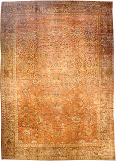 A Persian Sultanabad carpet BB0569