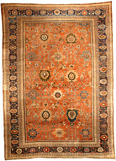 A Persian Sultanabad carpet BB3737