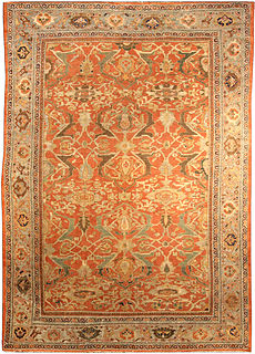A Persian Sultanabad carpet BB4056