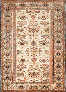 A Persian Sultanabad Rug BB4986