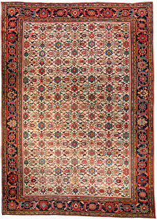 A Persian Sultanabad rug BB3550