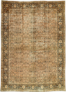A Persian Tabriz carpet BB1670