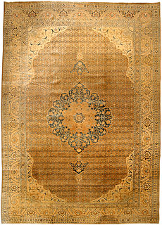 A Persian Tabriz carpet BB2851