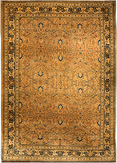 A Persian Tabriz rug BB4132