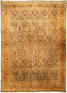 A Persian Tabriz carpet BB4214