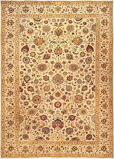 A Persian Tabriz carpet BB4295