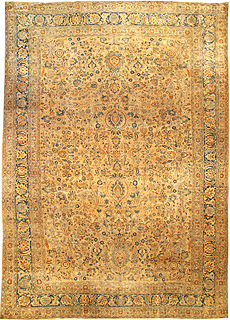 A Persian Kirman rug BB4420