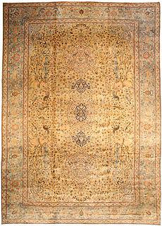 A Persian Tabriz rug BB2575