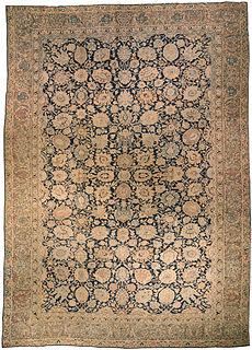 A Persian Tabriz carpet BB3589