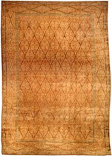 A Persian Tabriz rug BB4465