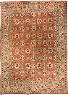 A Persian Tabriz carpet BB3255