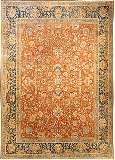 A Persian Tabriz carpet BB4037