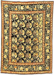 A Russian Bessarabian carpet BB1996