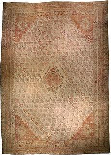 A Turkish Ghiordes rug BB0804