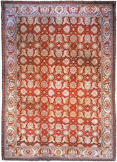 A Turkish Hereke carpet BB1662