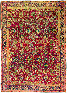 A Turkish Hereke rug BB3567