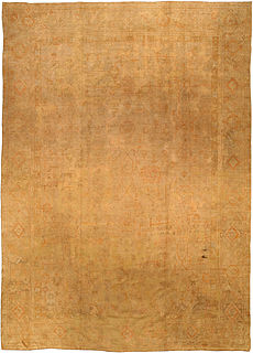 A Turkish Oushak rug BB2522