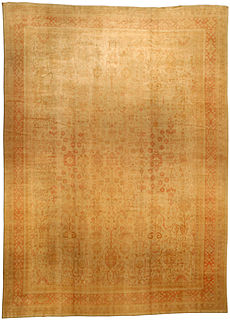 A Turkish Oushak rug BB2814
