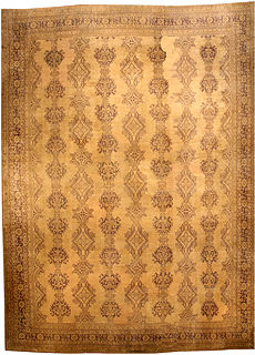 A Turkish Oushak rug BB3770