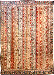 A Turkish Oushak rug BB3886
