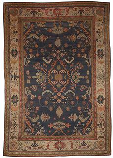 A Turkish Oushak Rug BB5083