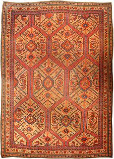 A Turkish Oushak carpet BB4185