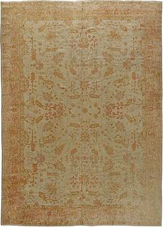 A Turkish Oushak carpet BB5554