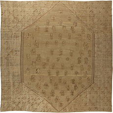 A Turkish Ghiordes Rug BB5447