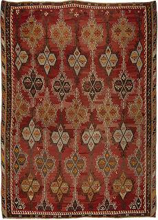 A Turkish Kilim Rug BB5428