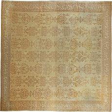 A Turkish Oushak carpet BB5598