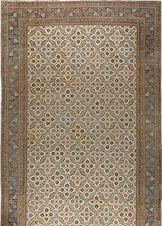An Indian Amristar Rug ( size adjusted) BB5400