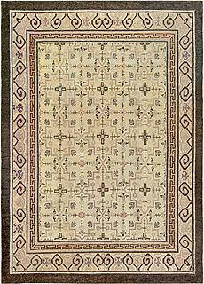 A Samarkand Rug BB5411