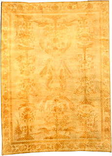 A Chinese carpet BB3742