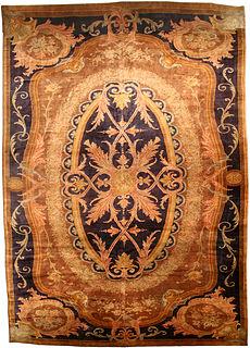 A French Savonnerie carpet BB1374