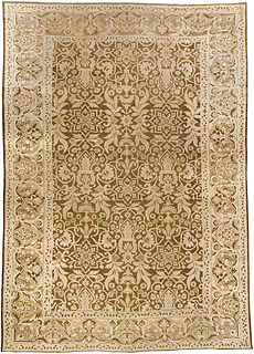 An Indian Amritsar carpet BB3675