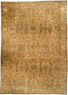A Persian Kirman rug BB4275