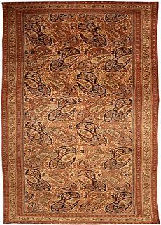 A Persian Malyer Rug