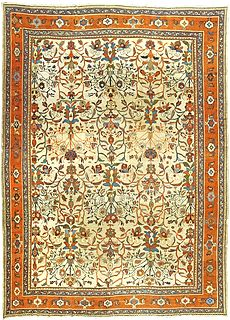A Persian Sultanabad carpet BB0633
