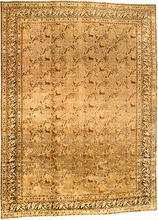 A Persian Tabriz rug BB2825