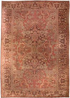 A Turkish Hereke carpet BB0782