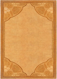 An Art & Crafts Carpet BB5196
