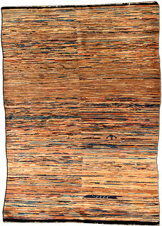A Chinese Art Deco rug BB4436