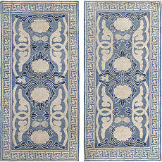 A Pair of Japanese Rugs BB5033