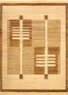 A Scandinavian rug BB4507