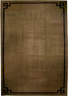 A French Deco Rug BB5090