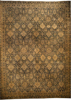 An Indian rug BB4323