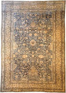A Persian Khorassan rug BB3791